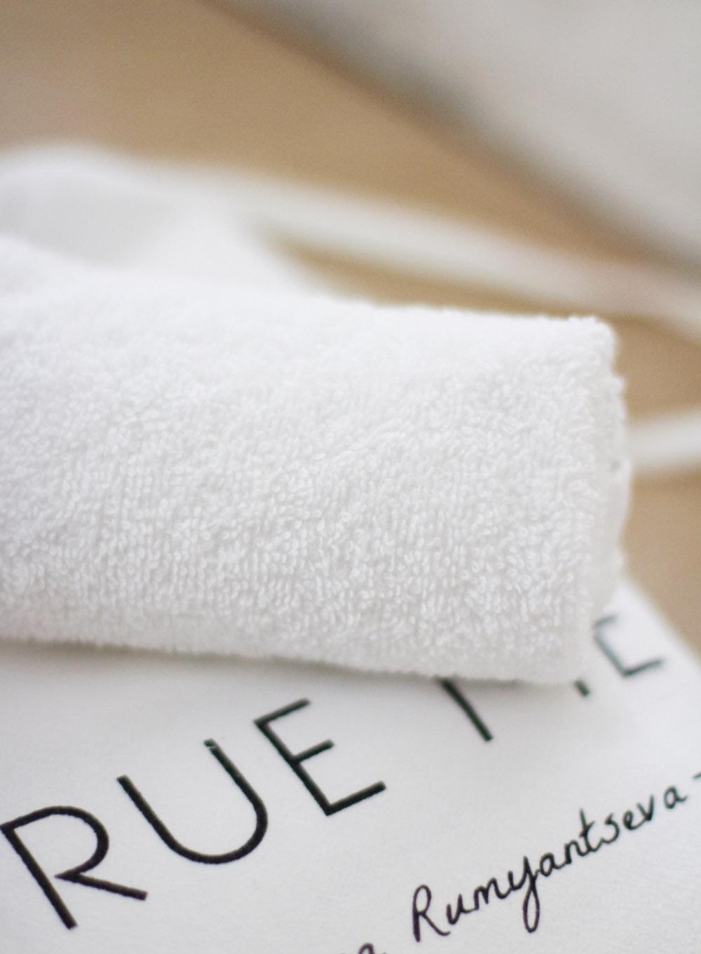 Набор из 5 полотенец для очищения лица