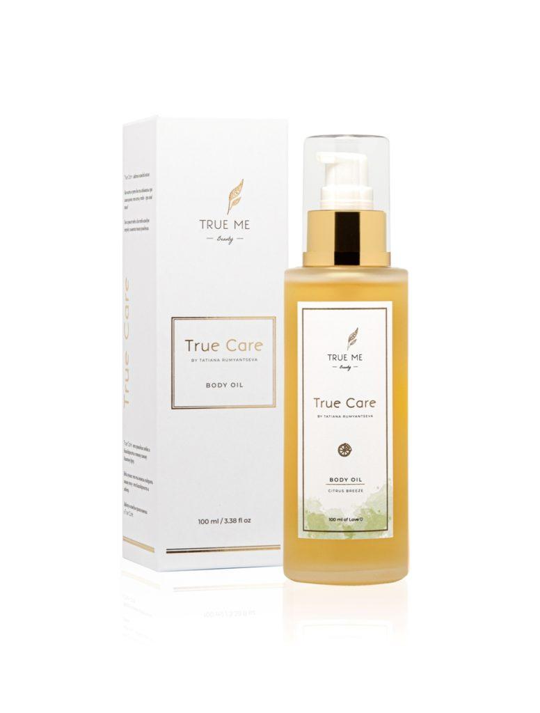 Масло для тела TRue Care — Цитрус