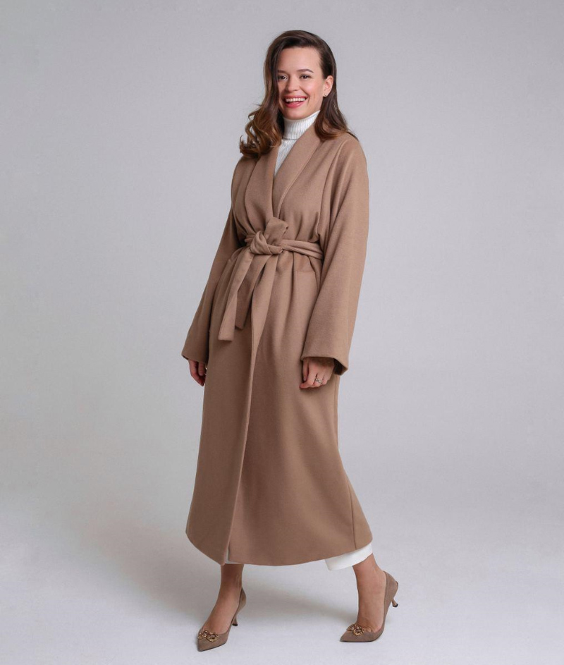 Пальто «Cocoon» — Кокон