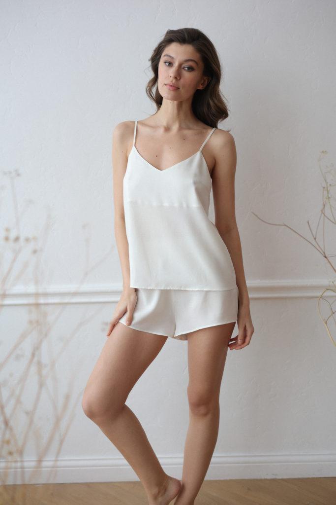 Пижама [белая]