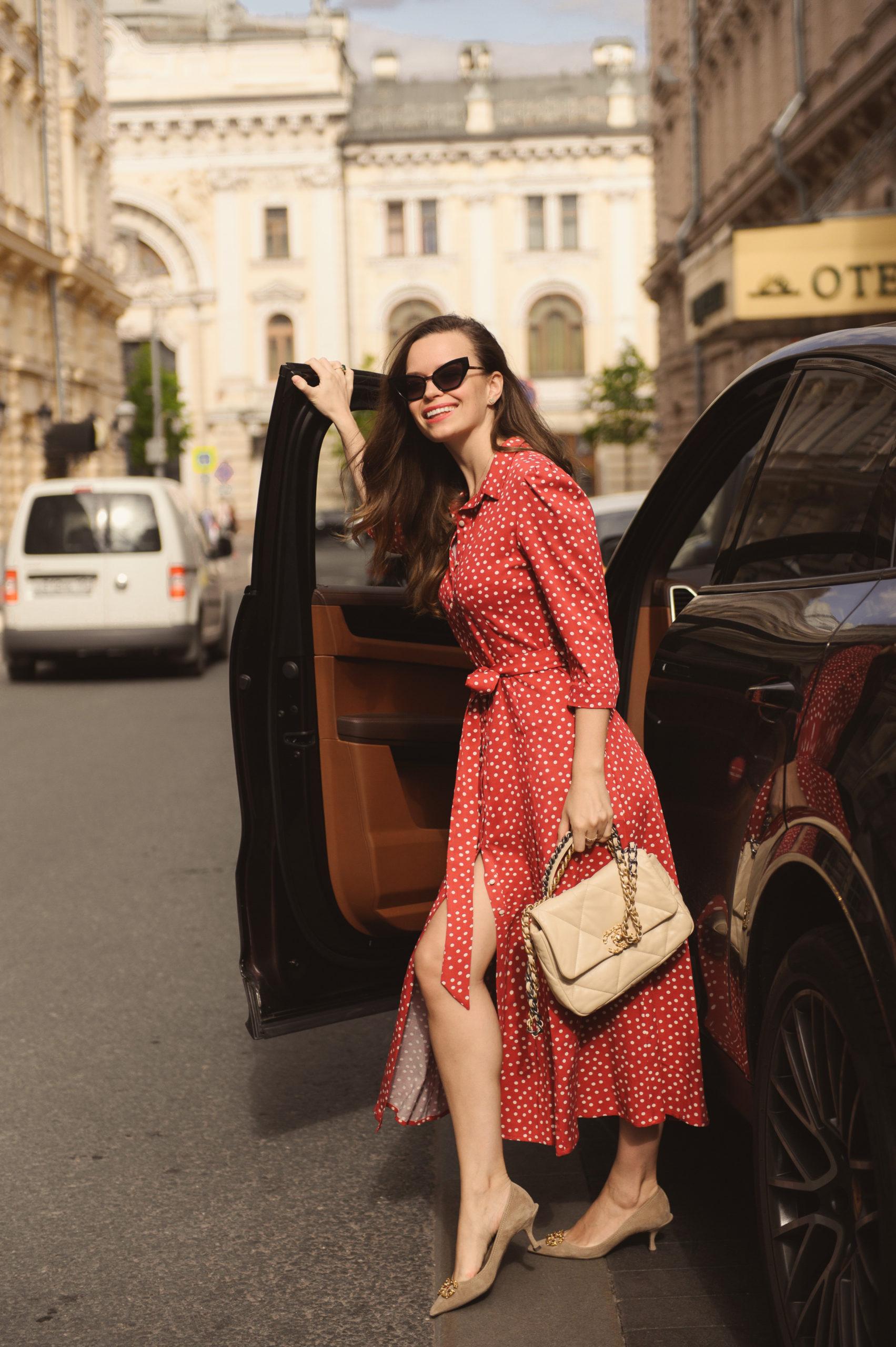 Платье «Passion» — Страсть [красное]